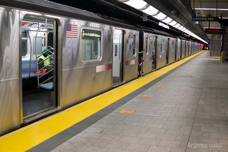 Trasporte en new york